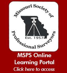Missouri surveyors license
